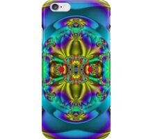 Cool abstract bubbling case iPhone Case/Skin