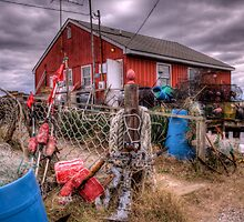 The Bait Shop by DarrenL