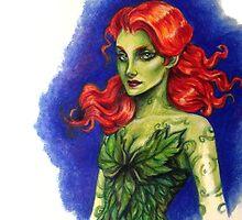 Poison Ivy by elizabethrast