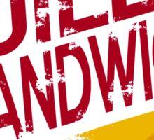 Jill Sandwich BIG Sticker