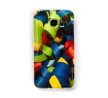 Colorful Curly Ribbons Samsung Galaxy Case/Skin