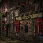 The Old Anchor Pub by Erik Brede