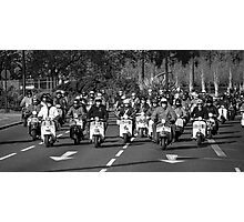Remembrance Day MODs  Photographic Print