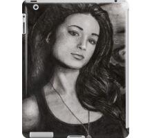 Allison Argent iPad Case/Skin