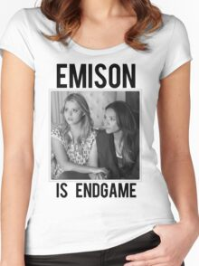 Emison Women's Fitted Scoop T-Shirt