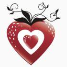 HeartBerry by M. Veronica Silva