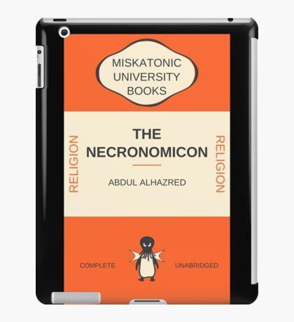 Necronomicon? iPad Case/Skin