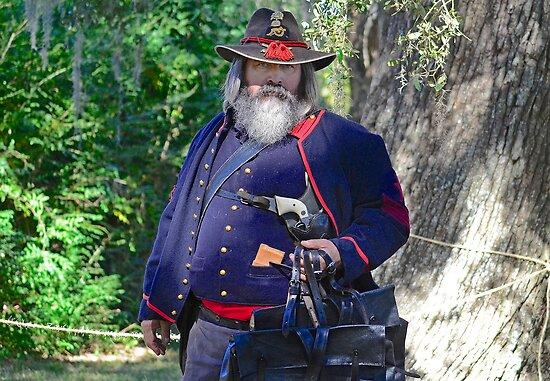 Civil War Soldier by imagetj