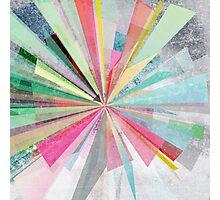 Graphic X Photographic Print