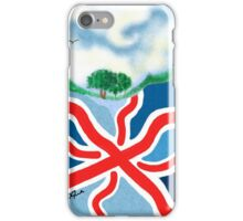 UK country iPhone Case/Skin