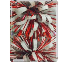 Christmas Bursts iPad Case/Skin