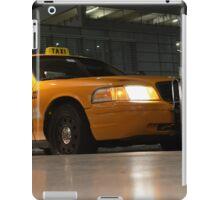 Yellow Cab | iPad Case iPad Case/Skin