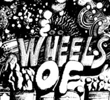 Wheels of Fire Sticker