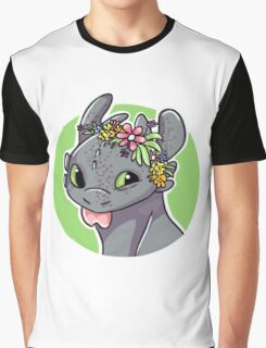 Toothless! Graphic T-Shirt