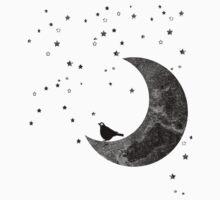 Moonlight One Piece - Short Sleeve