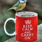 Keep Calm and Carry On by brianfuller75