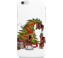 Utini Christmas iPhone Case/Skin