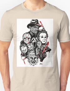 Horror Icons T-Shirt