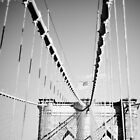 Brooklyn Bridge - New York by SandrineBoutry