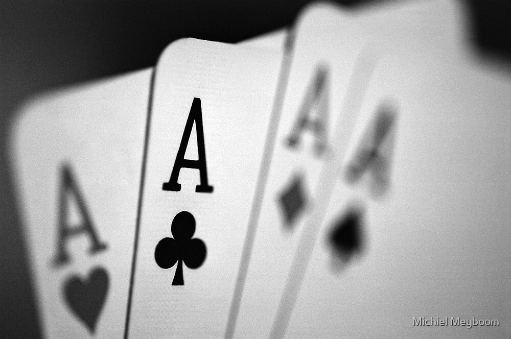 Four Aces by Michiel Meyboom