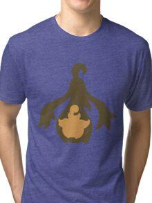 PKMN Silhouette - Pumpkaboo Family Tri-blend T-Shirt