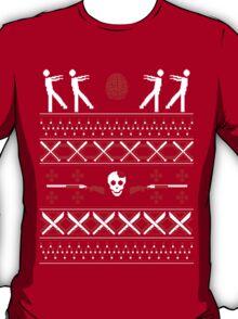 Zombie Christmas Shirt T-Shirt