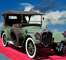 1919 Pierce-Arrow Touring Car by DaveKoontz