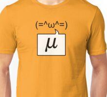 μ (Mew) Unisex T-Shirt
