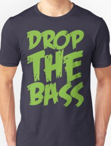Drop The Bass (Neon) T-Shirt