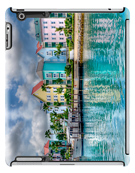 Harbour Life | iPad Case by 242Digital