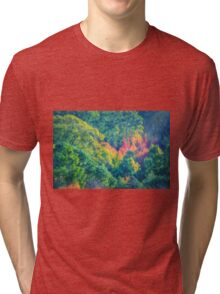 Autumn in the Hills    (PC) Tri-blend T-Shirt