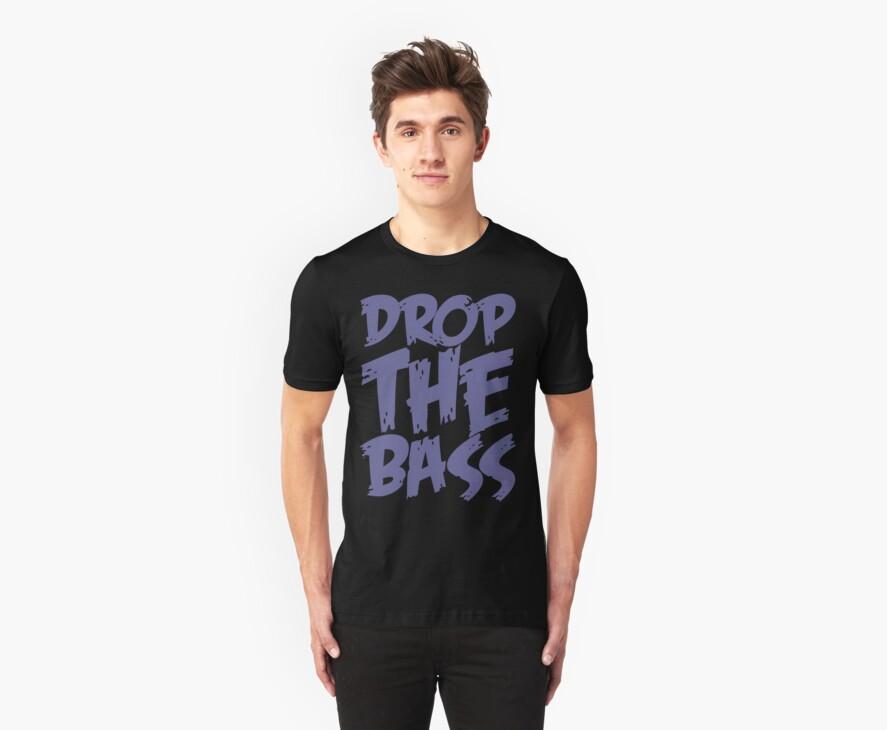 Drop The Bass (Purple) by DropBass
