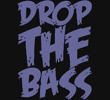 Drop The Bass (Purple) Unisex T-Shirt