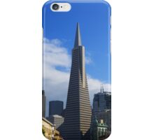 Transamerica Pyramid iPhone Case/Skin