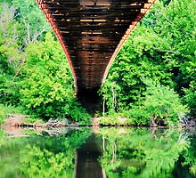 Under the Bridge by Kristen O'Brian