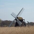 Windmill by liberthine01