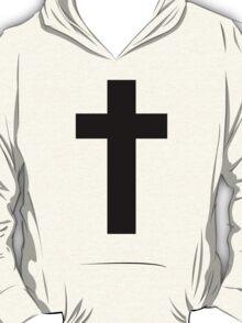 Cross (Faithful to God) T-Shirt
