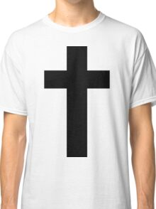 Cross (Faithful to God) Classic T-Shirt