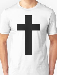 Cross (Faithful to God) Unisex T-Shirt