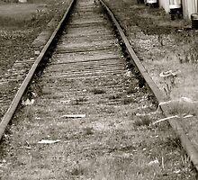 Tracks to Nowhere by skyhat