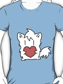 Mroo sends love to the World T-Shirt