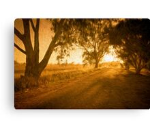 Apsley Sunrise    (PK) Canvas Print