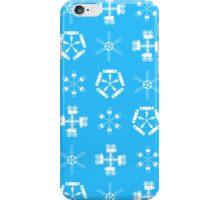 Filmmakers' Snowflakes iPhone Case/Skin