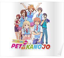 sakurasou no pet na kanojo Poster