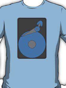 Minimalistic HDD T-Shirt