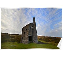 Dartmoor: Wheal Betsy Poster