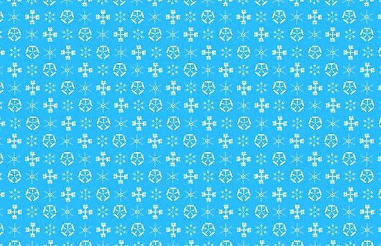 Filmmakers' Snowflakes by Rechenmacher