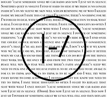 Car Radio Lyrics - Twenty One Pilots by Talita Barbosa