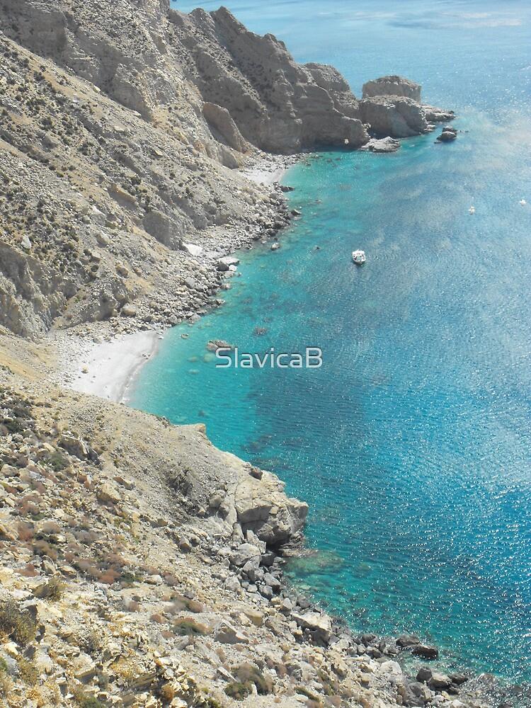 Greece: Amorgos Island 3 by SlavicaB