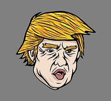 Donald Trump by Pancho The Macho